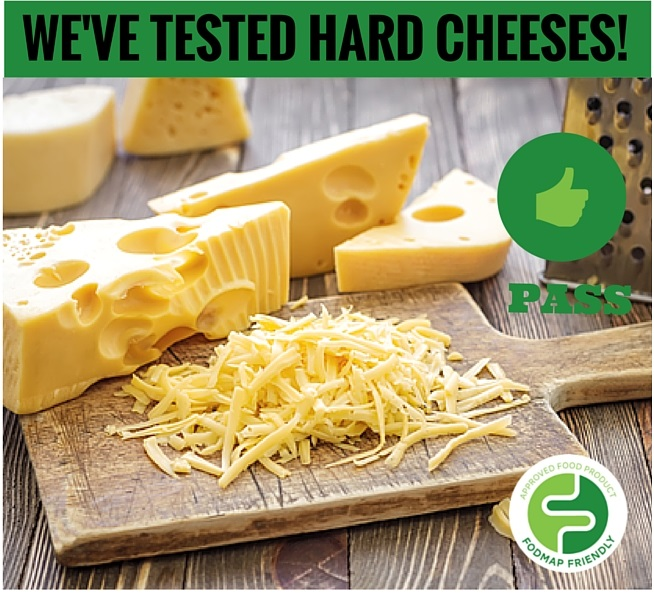 We Ve Tested Hard Cheeses Fodmap Friendly